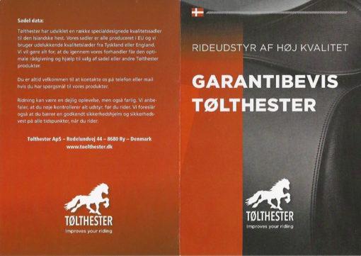 Garantibevis Toltheste