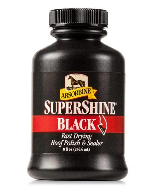 SuperShine® Hoof Polish & Sealer Black